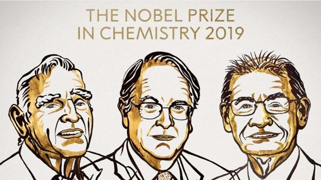 Çmimi Nobel në Kimi, shkon për shpikësit e baterisë me litium