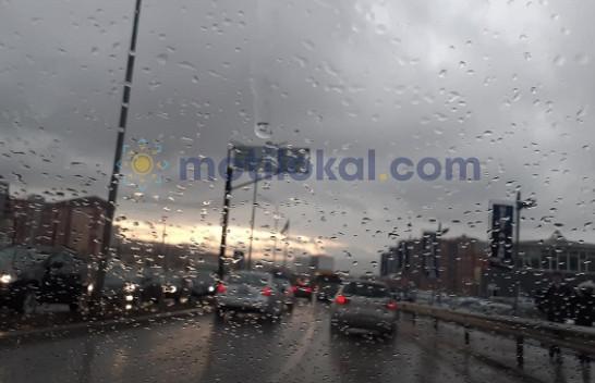 Mos dilni pa çadra, moti sot me shi në Kosovë