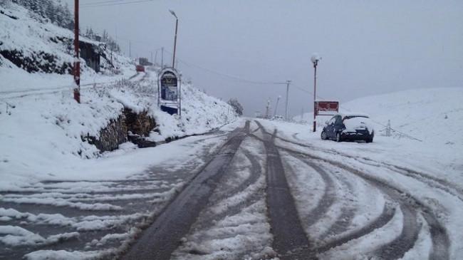 Kujdes nga mjegulla dhe bora në këto akse rrugore në Maqedoni