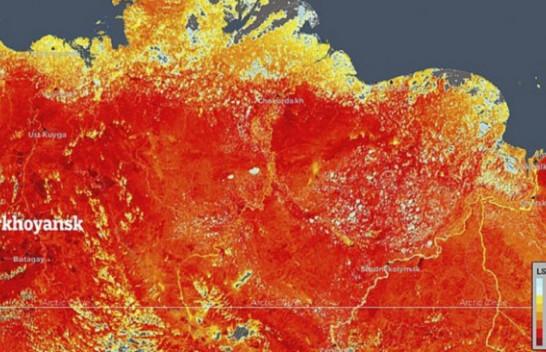 Temperaturat e larta shënojnë rekord në Arktik/ Qershori, më i nxehti ndonjëherë