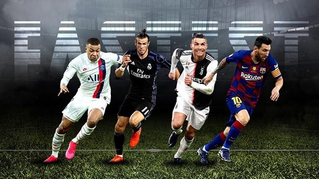 Njihuni me lojtarët më të shpejtë të futbollit në botë