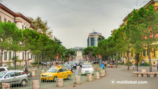 Fundjava me vranësira e reshje shiu në Shqipëri dhe Kosovë
