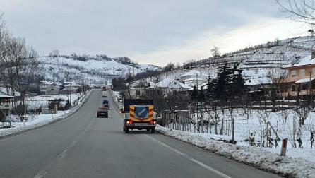 Autoriteti Rrugor Shqiptar apelon për kujdes të shtuar në rrugët me ngrica