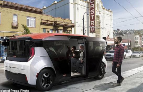 Pa shofer 'robotaxi' gati të dalin në rrugët e Dubait