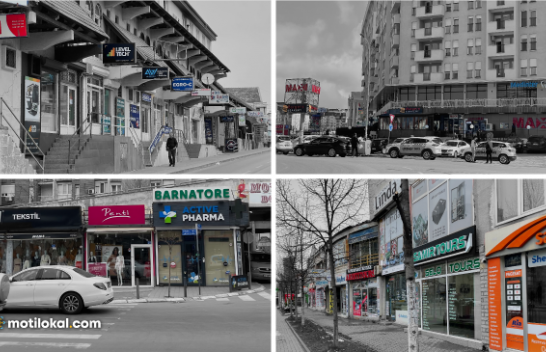 Prishtina e shëmtuar nga ndotja vizuele [Foto]