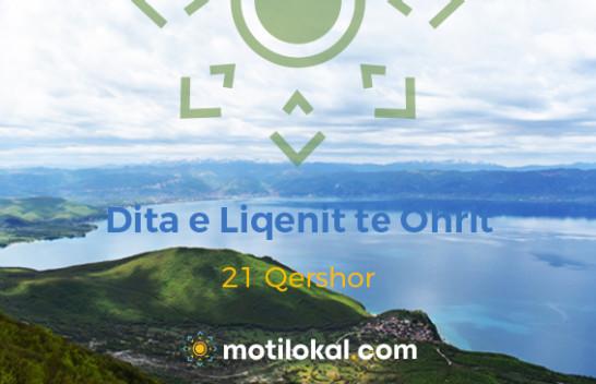 21 Qershor - Dita e Liqenit të Ohrit