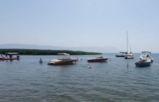 Mot me diell dhe shumë i nxehtë në Maqedoninë e Veriut