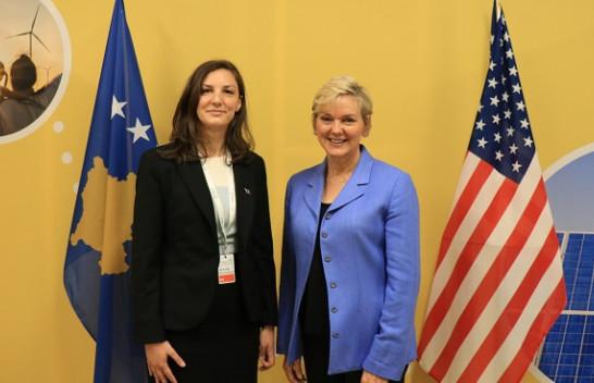Kosova dhe SHBA të gatshme për bashkëpunim në fushën e energjisë