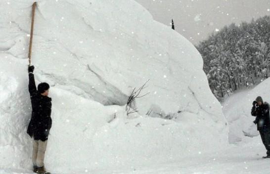 Qyteti ku bie më së shumti borë në botë