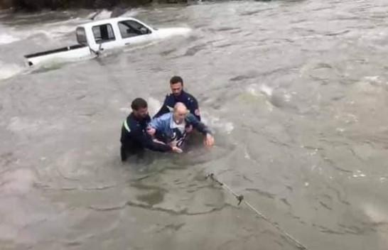 Rrezikuan mbytjen në lumin Devoll, shpëtohen tre turistët hungarezë